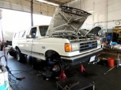 Ford Pickup repair fontana