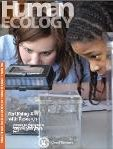 human ecology magazine cover, spring 2012