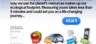 Measuring Your Ecological footprint