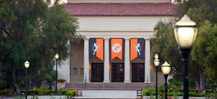 Occidental College tours