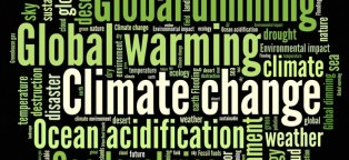 What does the word global warming mean?