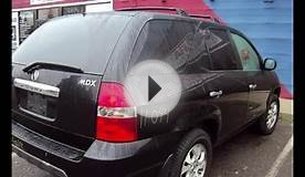 2003 Acura MDX parts AUTO WRECKERS RECYCLERS ahparts.com