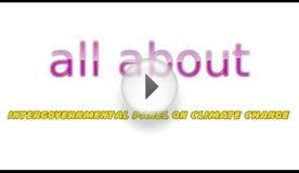 All About - Intergovernmental Panel on Climate Change