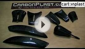 Carbon different parts for cars