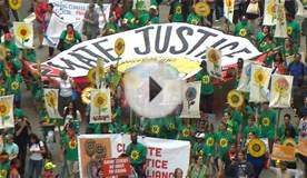 Climate Change March Highlights Global Issue
