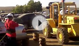 Ecology Auto Wrecking Metric Yard Chula Vista,Ca. # 1 Video