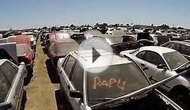 Junk Yard car Finds trip 2.0 Pick n Pull Pick a Part - GoPro