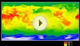 NASA Global Climate Change Projection for 2006