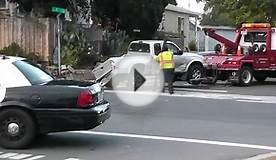 San Diego Mount Hope 060413 major car chase accident Part 2