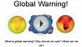 What is global warming Why should we care What can we do