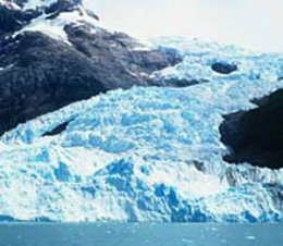 Widespread decreases in glaciers and ice caps have contributed to sea level rise. (Photo: Image Source)
